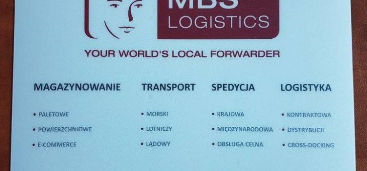 Podkładka pod mysz – MBS Logistics